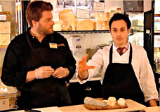 Di Bruno Bros. – Rich & Rocco Discuss House-Aged Cheeses at Rittenhouse