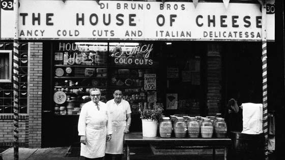 Di Bruno Bros. — Bring the Goods