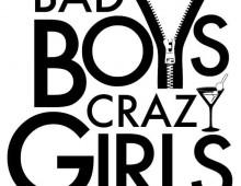 Bad Boys Crazy Girls Logo