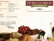 Di Bruno Bros. Catering Menu