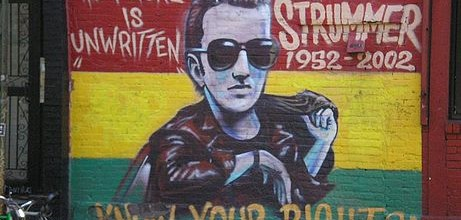 "Song of the Day: Joe Strummer and the Mescaleros, ""Coma Girl"""
