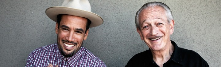 "Song of the Day: Charlie Musselwhite and Ben Harper, ""I'm In I'm Out and I'm Gone"""