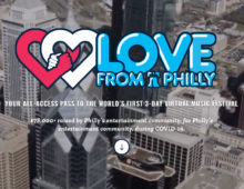 Love From Philly Receives Local And National Press